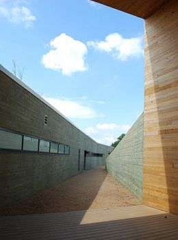 Corridor of Trinity River Audubon Center