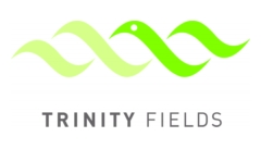 Full Color Trinity Fields Logo