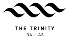 Black & White Trinity River Corridor Project Logo